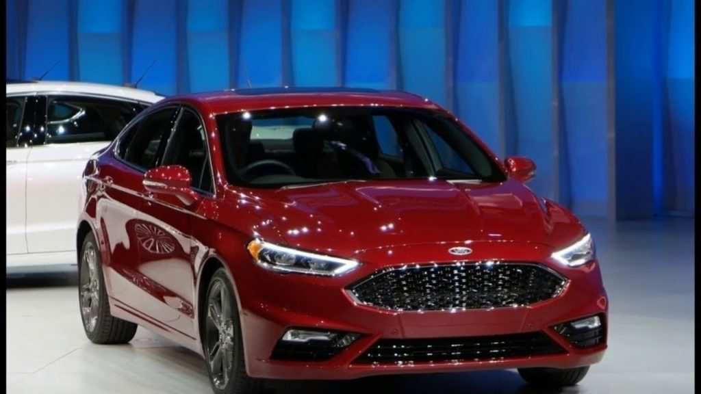 49 A Spy Shots Ford Fusion Redesign And Concept