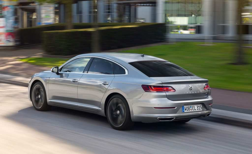 49 A Volkswagen Arteon 2019 Release Date Concept And Review