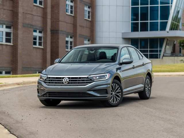 49 A Volkswagen Jetta 2019 India Redesign And Review