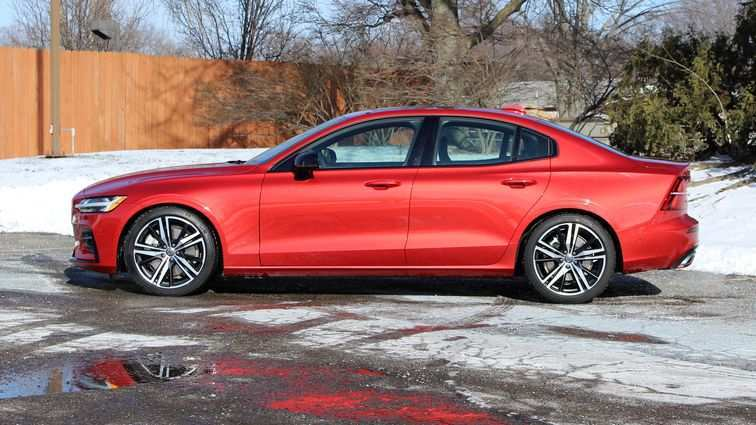 49 A Volvo S60 2019 Review And Release Date