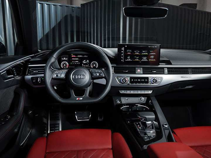 49 All New 2019 Audi A4 Release Date And Concept