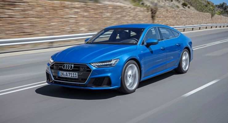 49 All New 2019 Audi A7 Price And Review