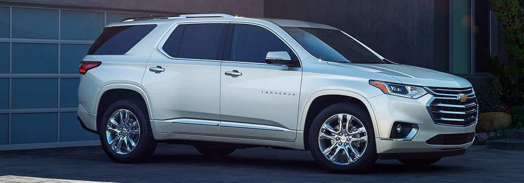 49 All New 2019 Chevrolet Traverses Rumors