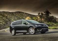 2019 Chrysler Town Country Awd