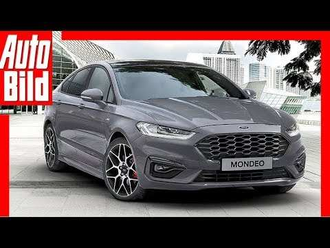 49 All New 2019 Ford Mondeo Vignale Model