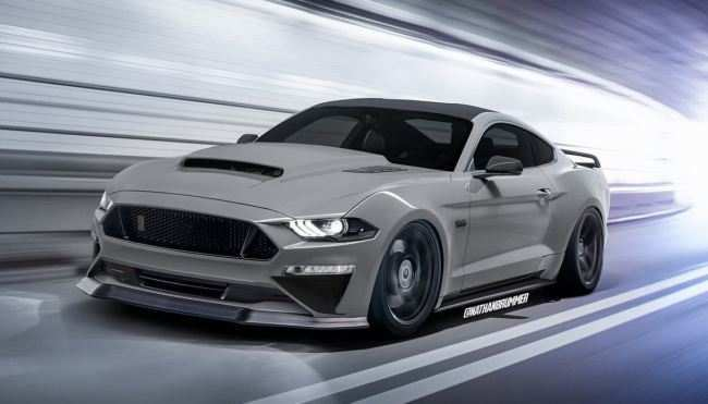 49 All New 2019 Ford Mustang Shelby Gt500 Exterior