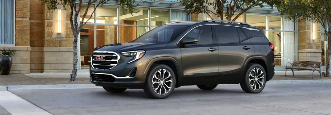 49 All New 2019 GMC Terrain Price And Review