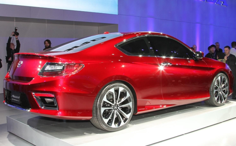 49 All New 2019 Honda Accord Coupe Release Date And Concept
