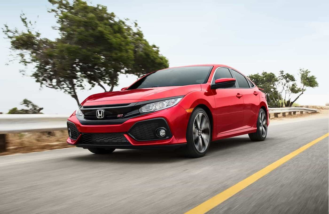49 All New 2019 Honda Civic Si Wallpaper