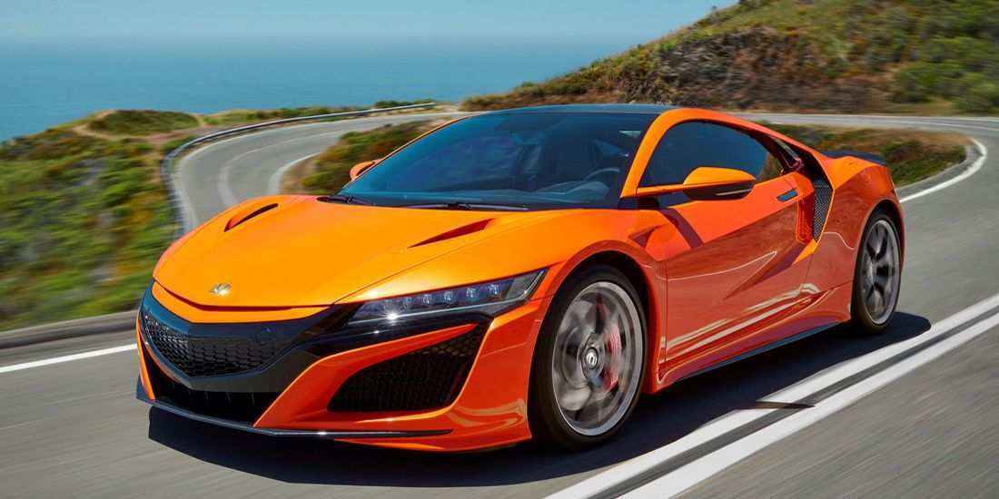49 All New 2019 Honda Nsx Performance And New Engine