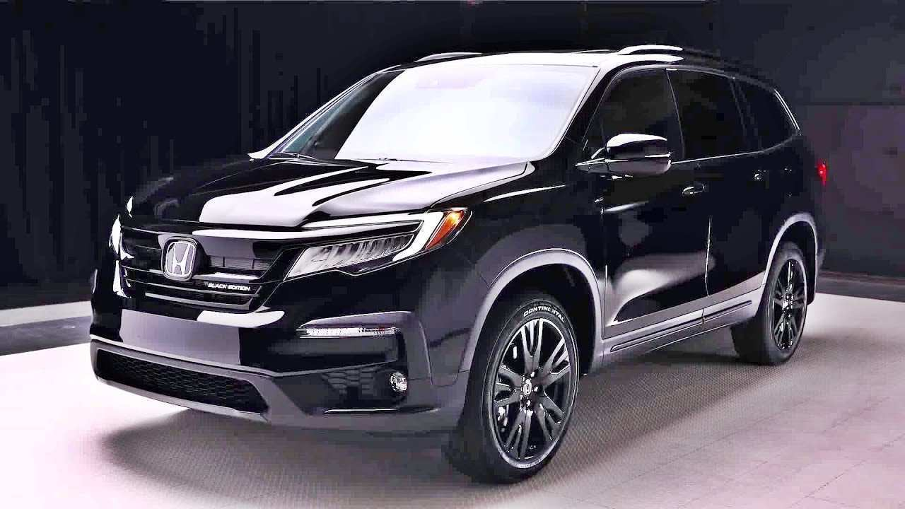 49 All New 2019 Honda Pilot Specs And Review