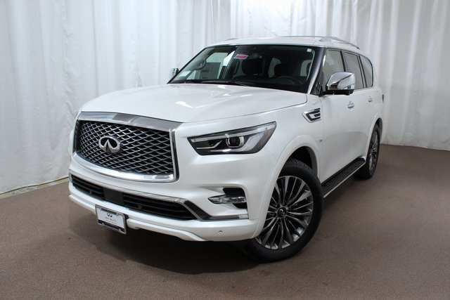 49 All New 2019 Infiniti Qx80 Suv Overview