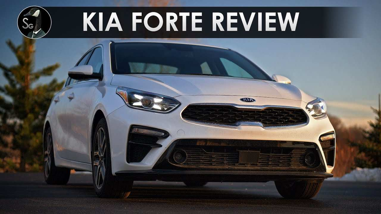 49 All New 2019 Kia Forte Price and Review