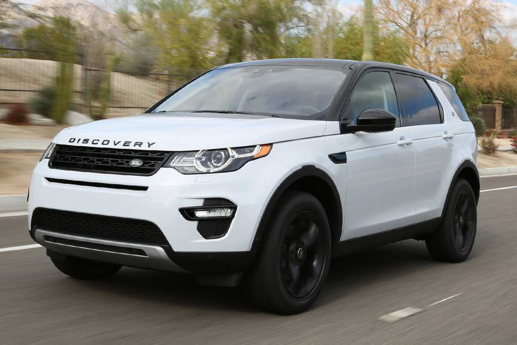 49 All New 2019 Land Rover Discovery Sport Reviews