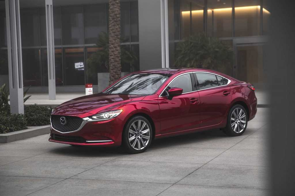 49 All New 2019 Mazda 6s Release Date