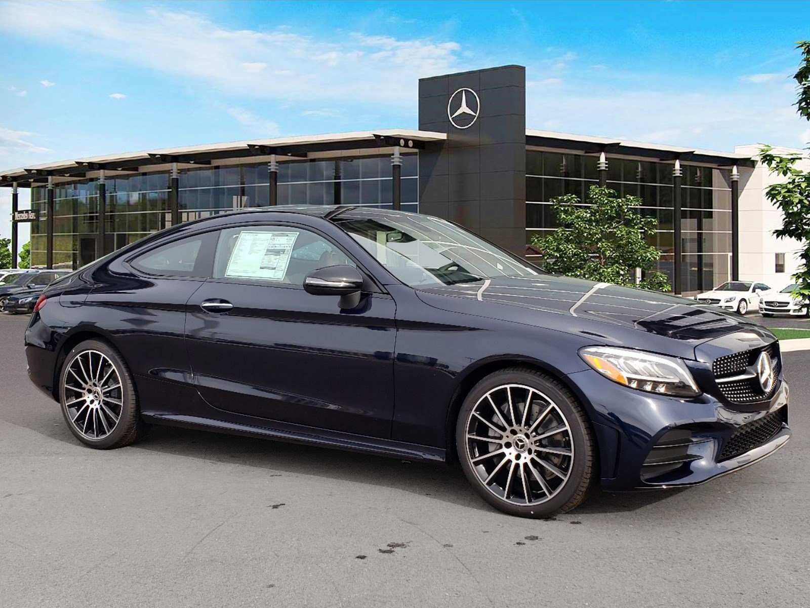 49 All New 2019 Mercedes Benz C Class Release Date And Concept