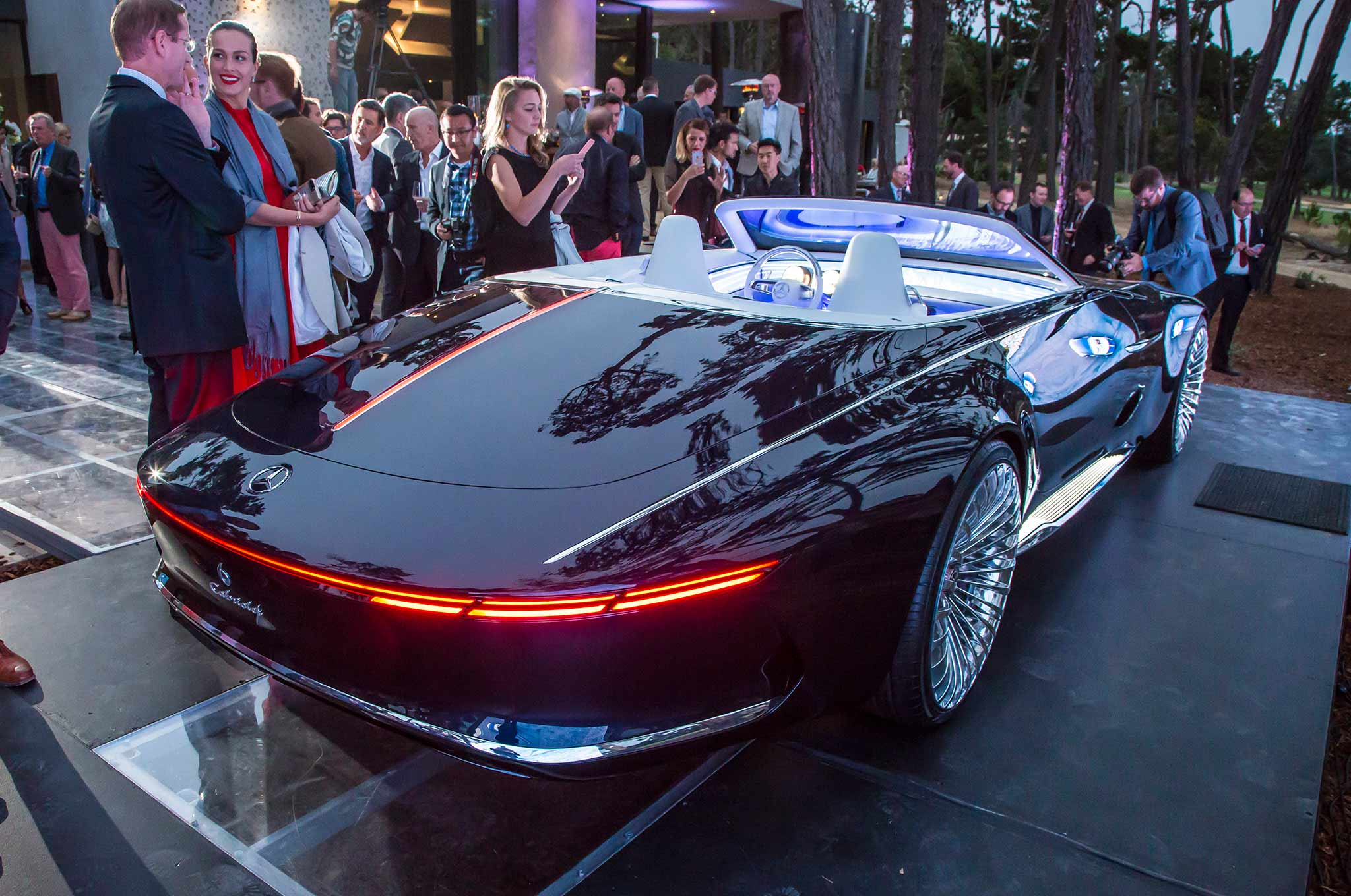 49 All New 2019 Mercedes Maybach 6 Cabriolet Price Rumors