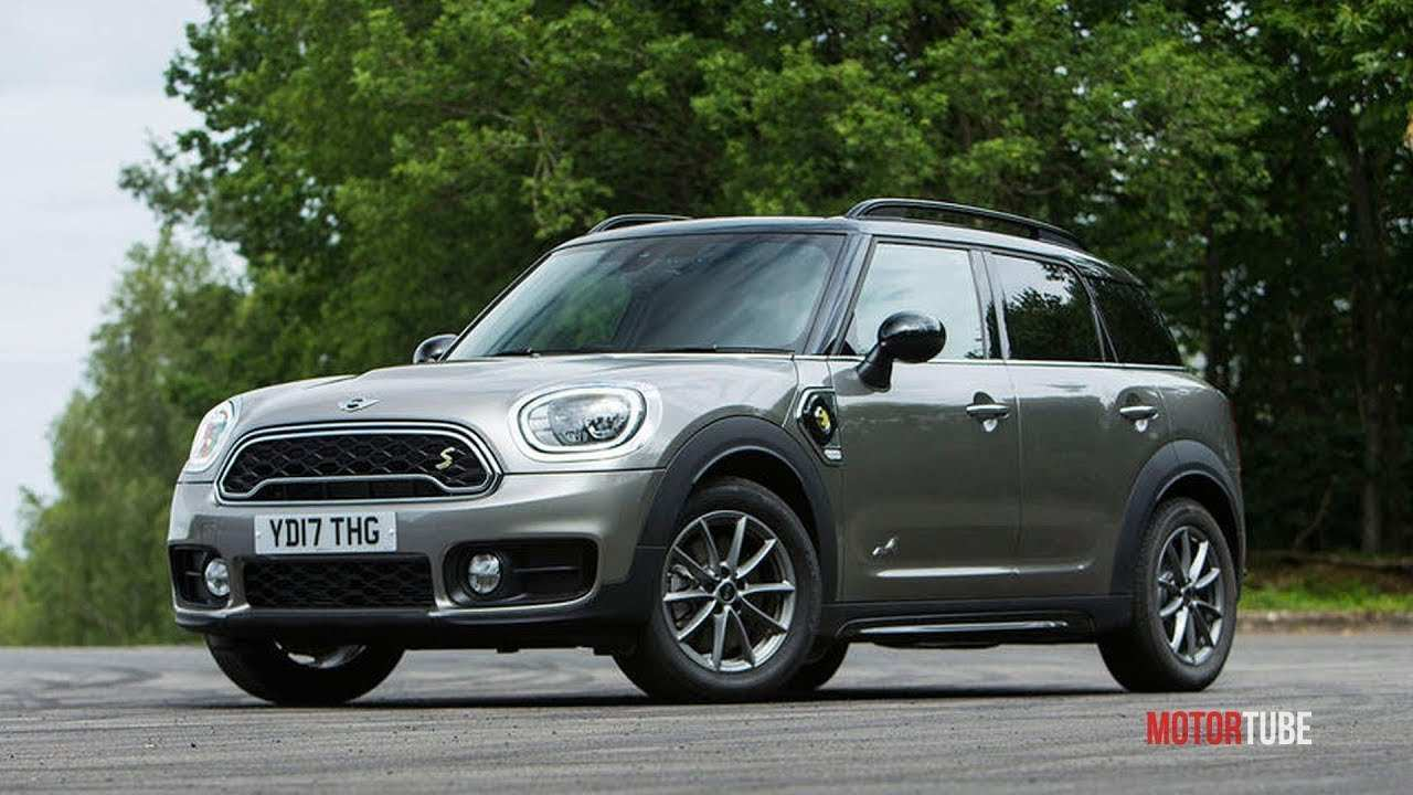 49 All New 2019 Mini Countryman Spy Shoot