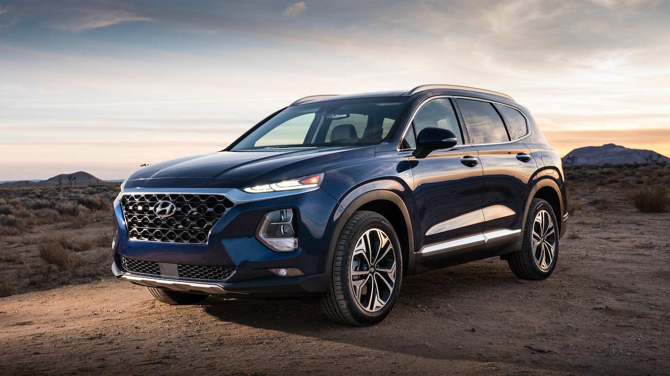 49 All New 2019 Santa Fe Sports First Drive