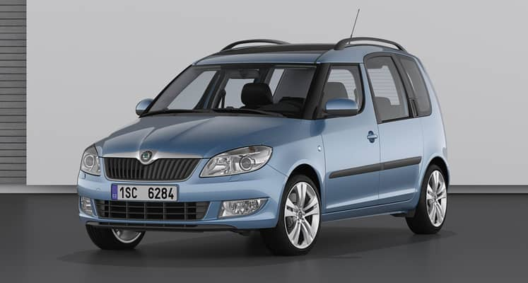 49 All New 2019 Skoda Roomster Reviews