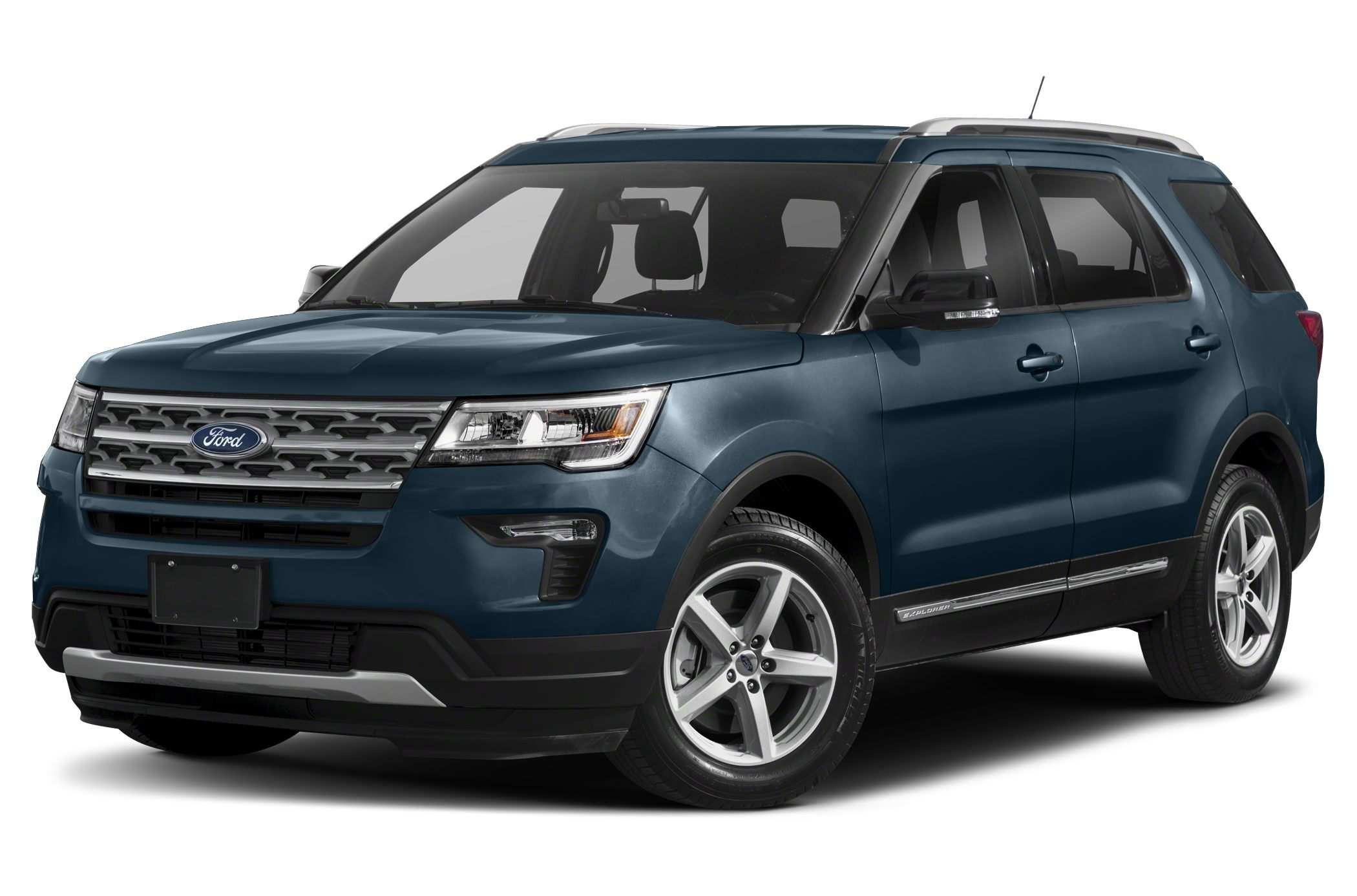 49 All New 2019 The Ford Explorer Model