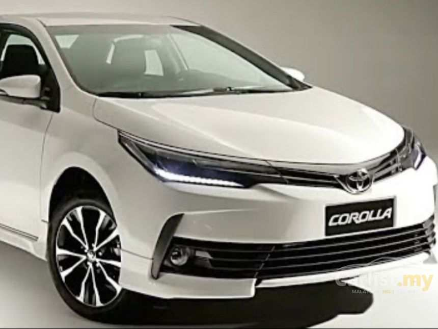 49 All New 2019 Toyota Altis Performance And New Engine