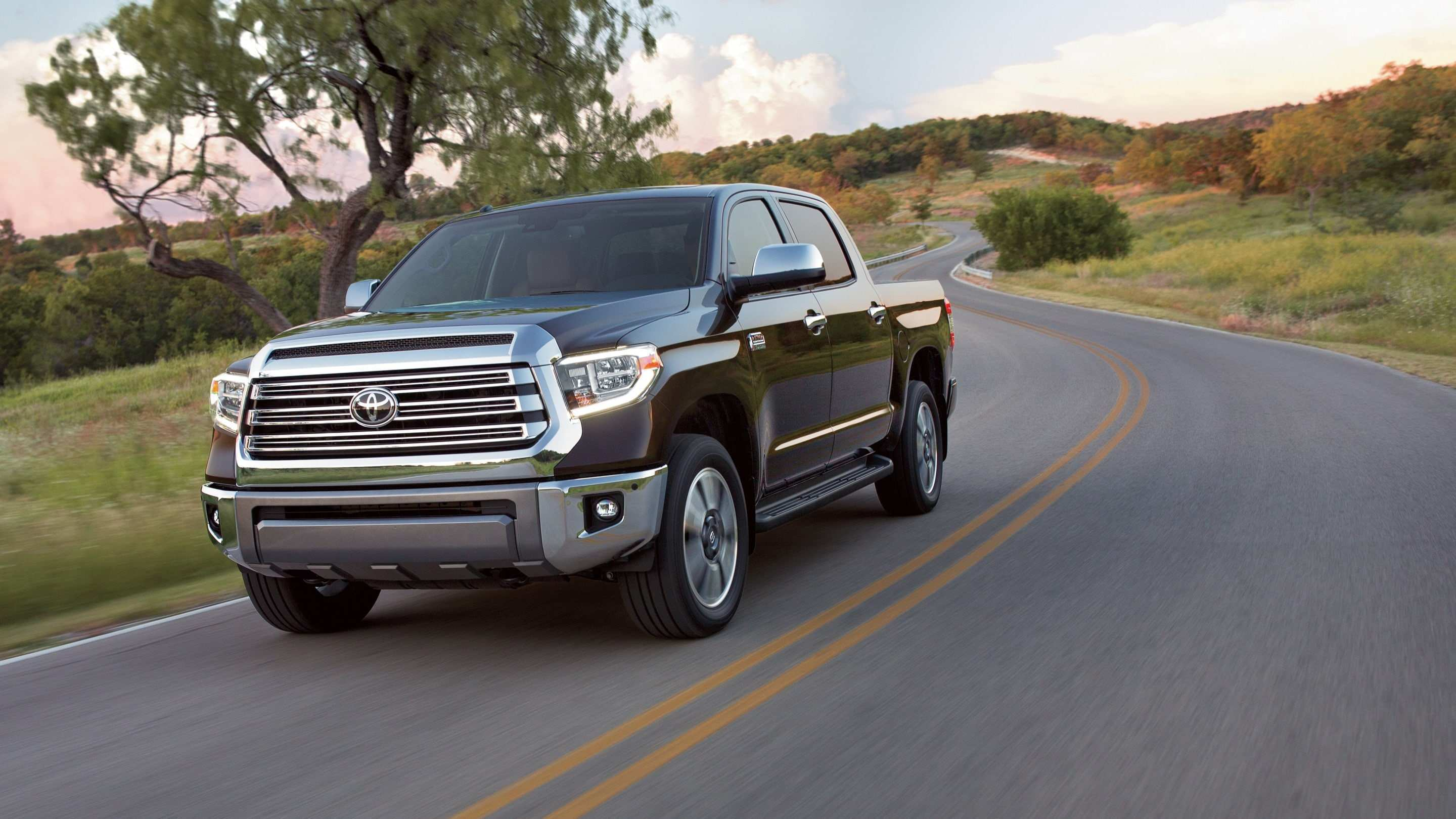 49 All New 2019 Toyota Tundra Wallpaper