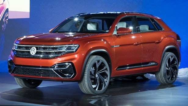 49 All New 2019 Volkswagen Cross Model