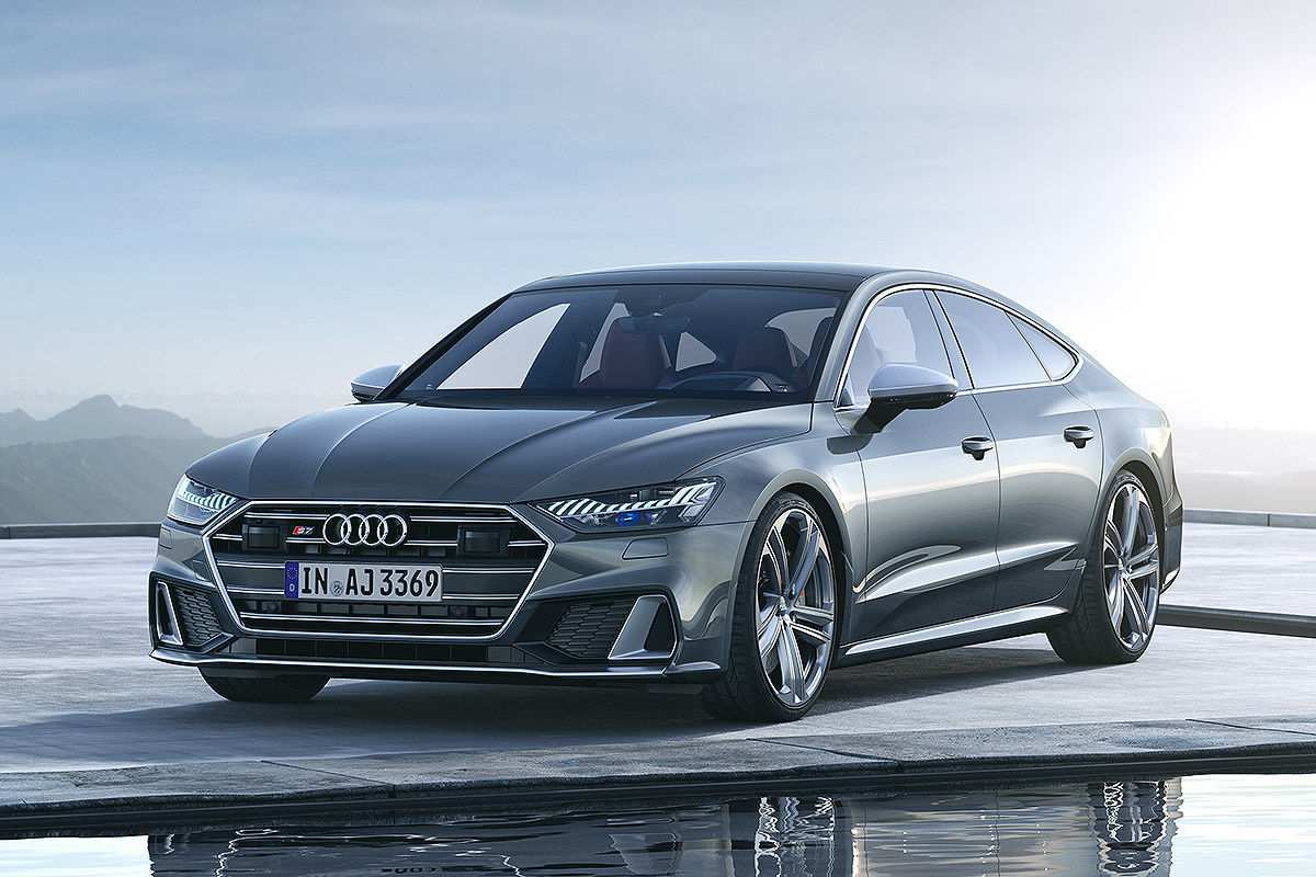 49 All New 2020 All Audi A7 Speed Test