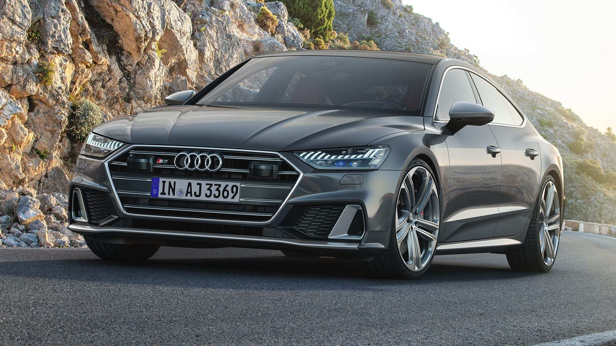 49 All New 2020 Audi S7 Style