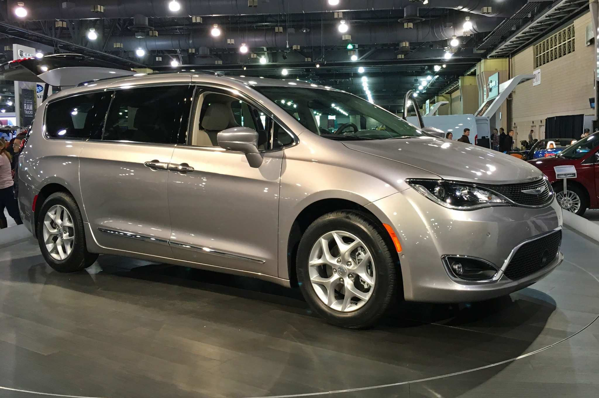 49 All New 2020 Chrysler Town Country Awd History