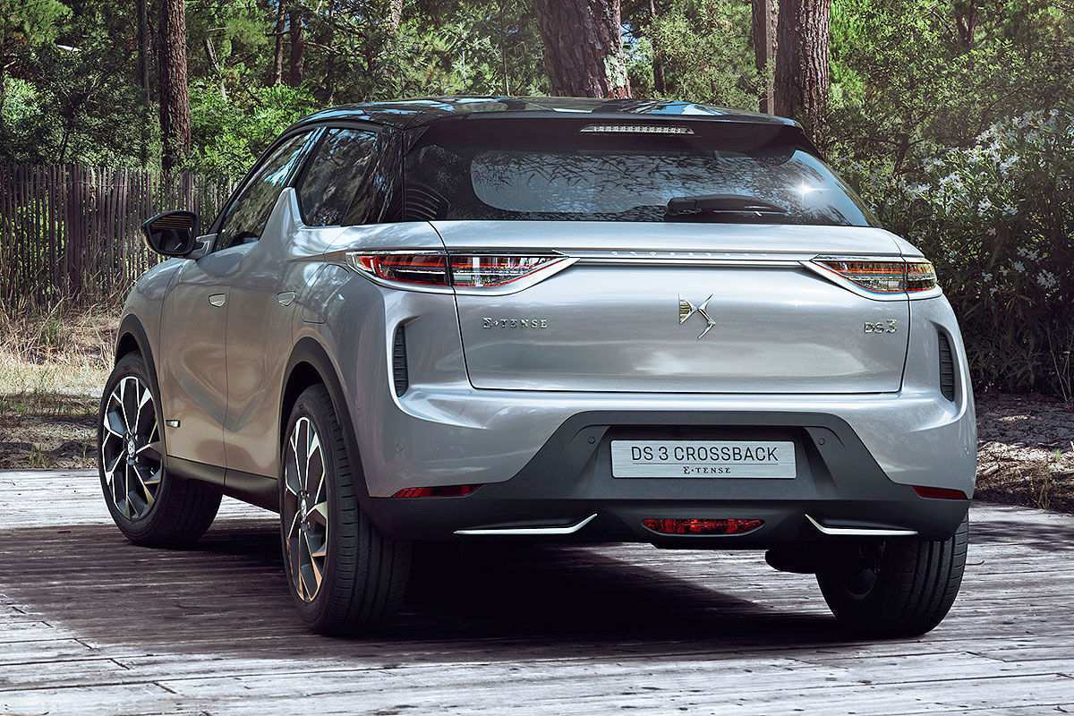 49 All New 2020 Citroen DS5 Overview