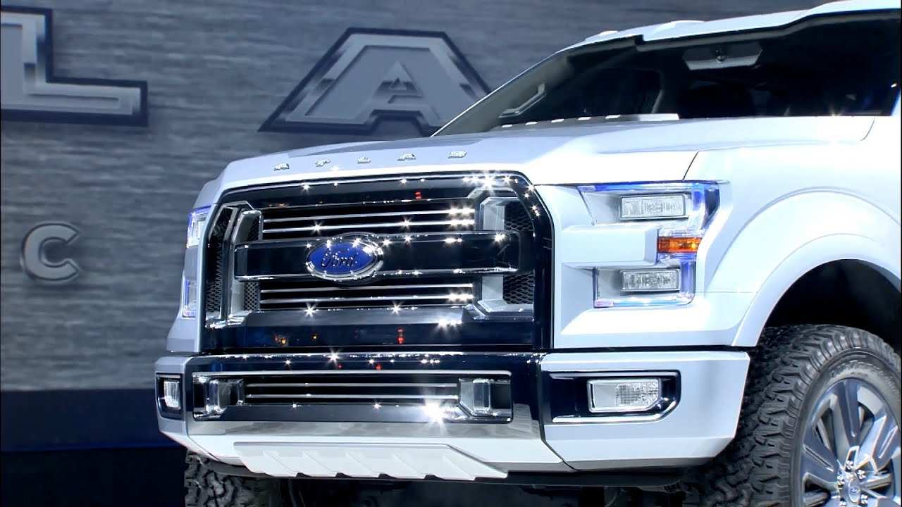 49 All New 2020 Ford Atlas Engine