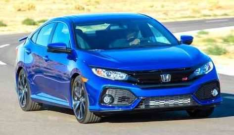 49 All New 2020 Honda Civic Si Sedan Release