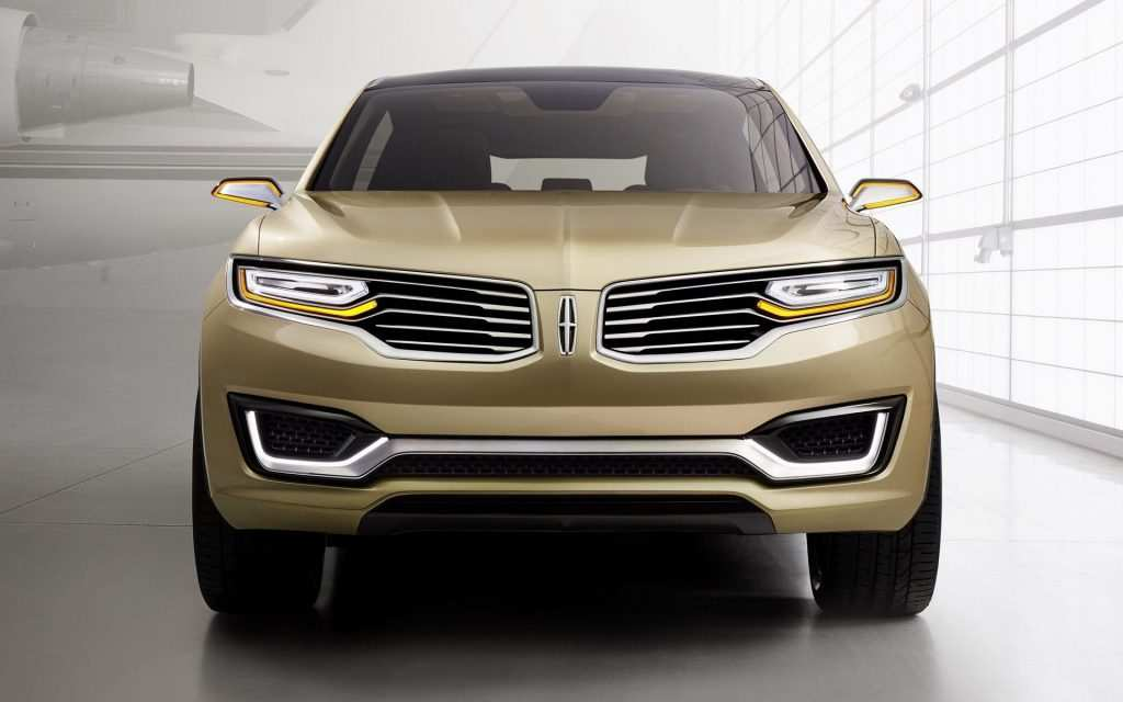 49 All New 2020 Lincoln Mkx At Beijing Motor Show History