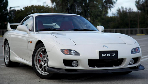 49 All New 2020 Mazda RX7 Overview