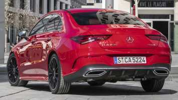 49 All New 2020 Mercedes CLA 250 Review