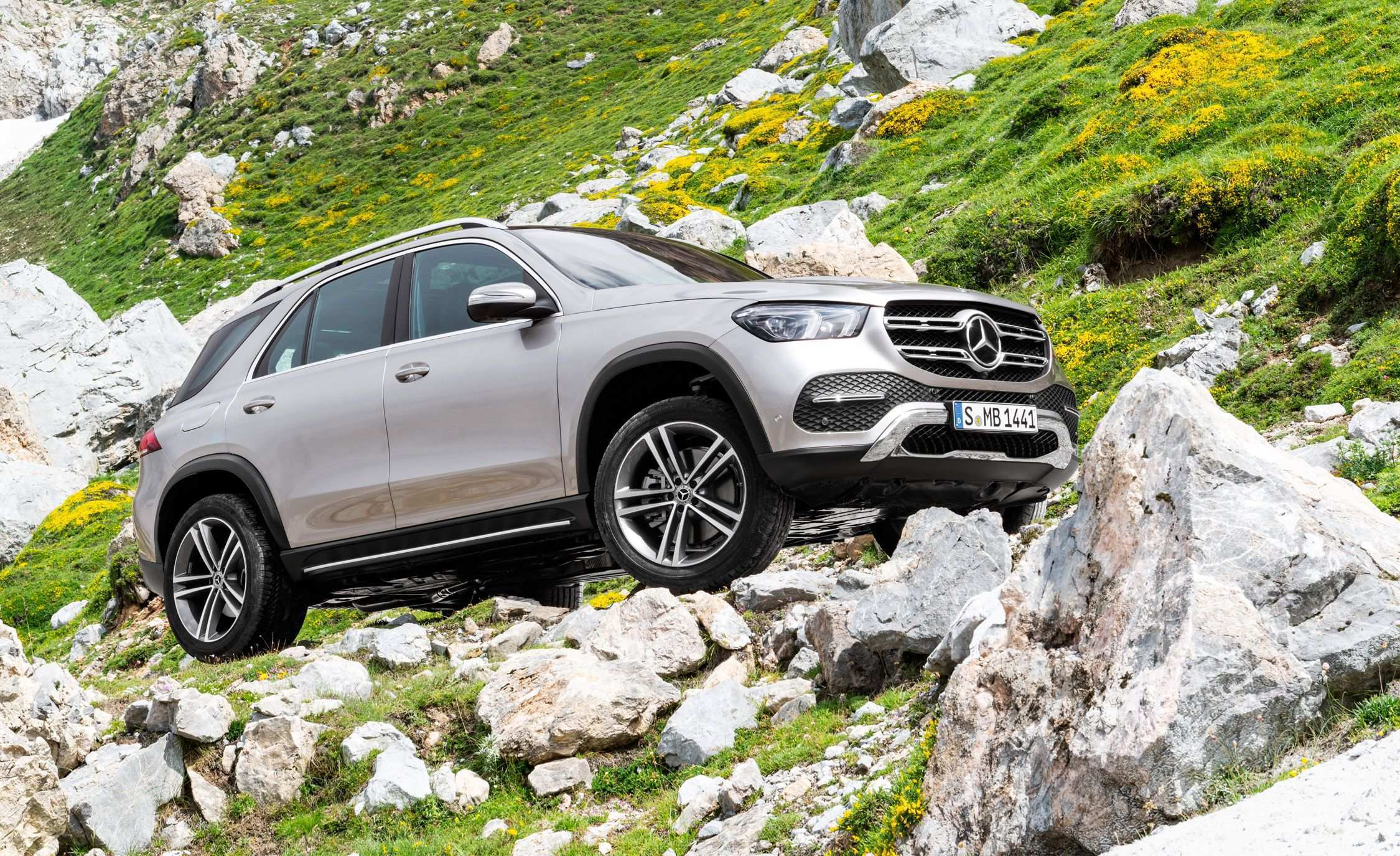 49 All New 2020 Mercedes ML Class 400 Style