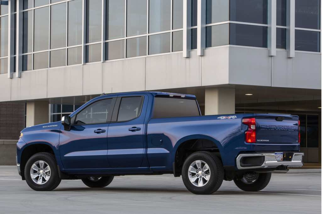 49 All New 2020 Silverado 1500 Diesel Specs