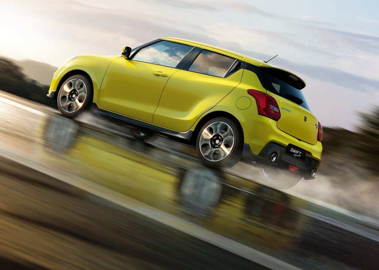 49 All New 2020 Suzuki Swift Ratings