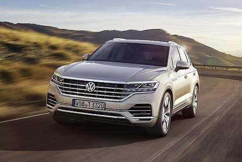 49 All New 2020 Vw Touareg Tdi Picture