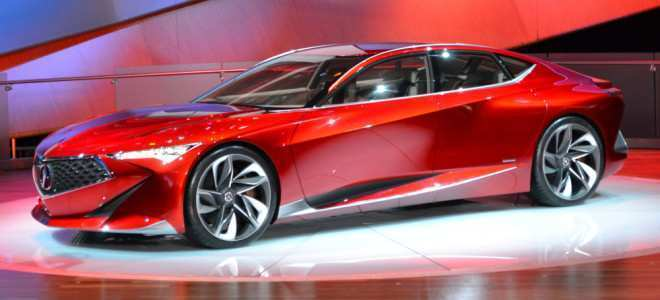 49 All New Acura Precision Concept 2020 New Review