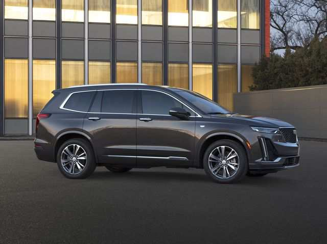 49 All New Cadillac Xt6 2020 Review Redesign And Concept