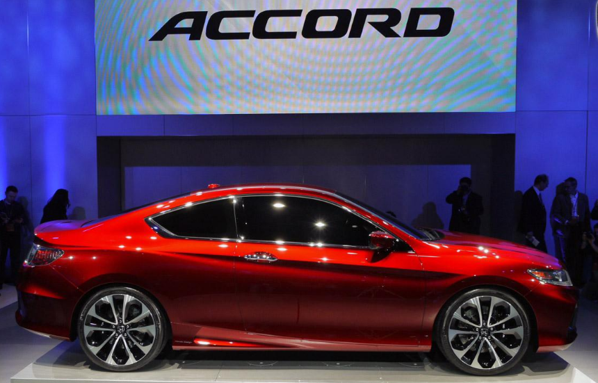 49 All New Honda Accord Coupe 2020 Picture