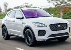 Jaguar I Pace 2020 Updates