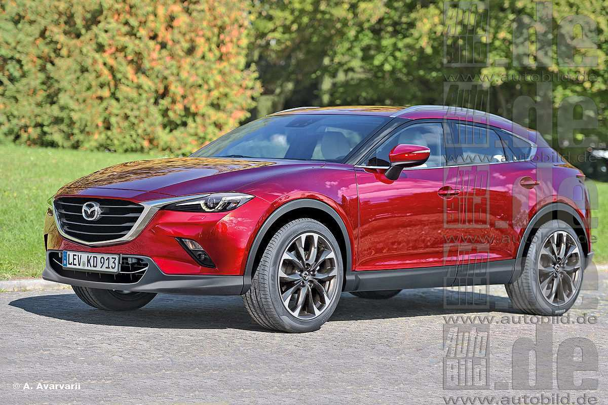 49 All New Mazda Cx 5 2020 Review And Release Date