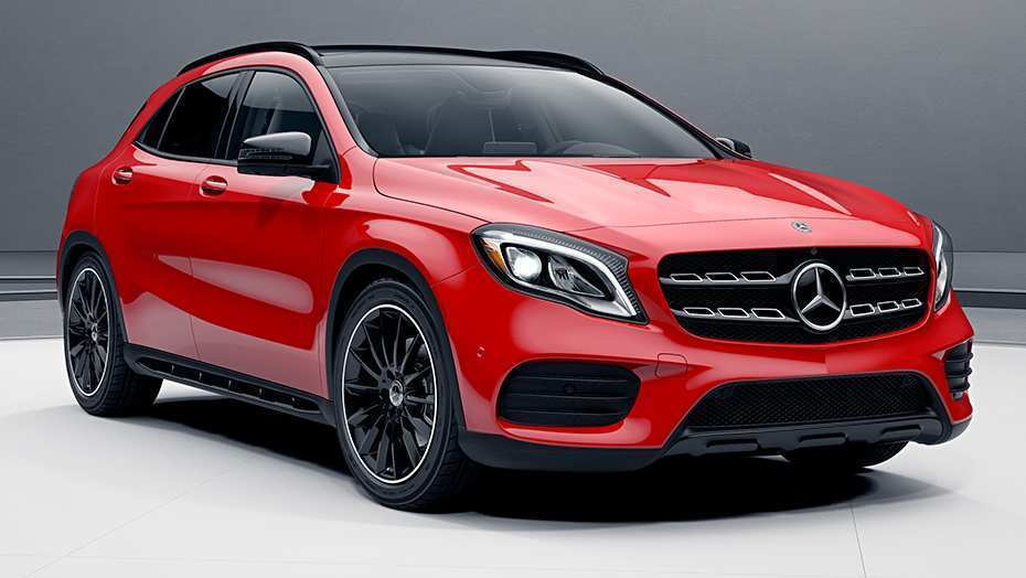 49 All New Mercedes 2019 Gla Performance And New Engine