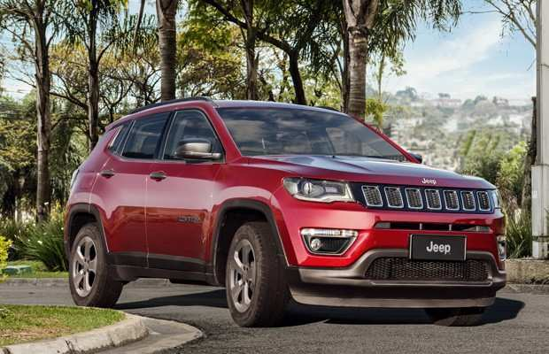 49 All New Quando Chega O Jeep Compass 2020 Pricing