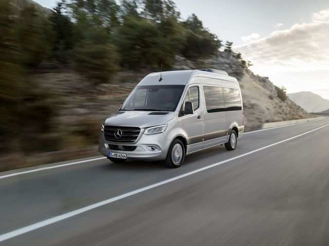 49 All New Sprinter Mercedes 2019 New Model And Performance