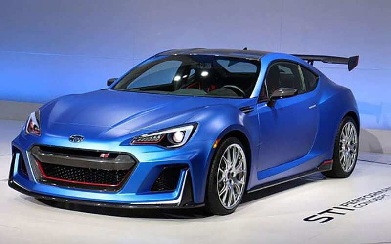 49 All New Subaru Brz 2020 Picture
